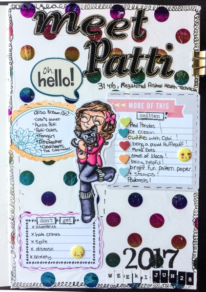 Week 1- Meet Patti