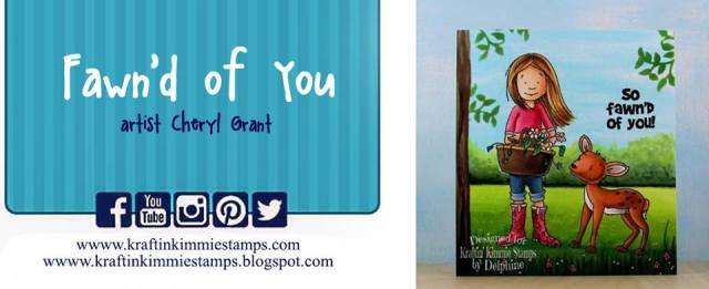 Fawn'd of you banner