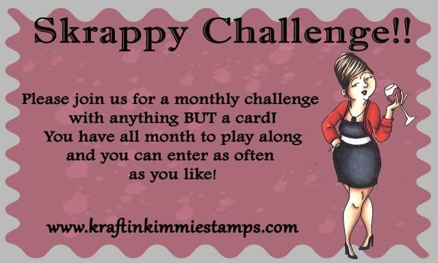 skrappy Challenge banner